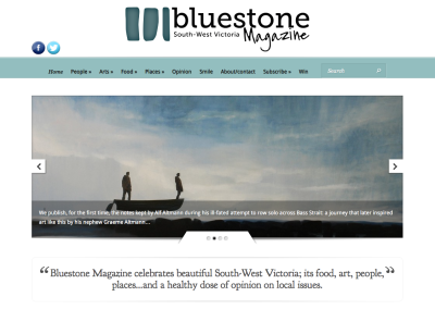 Bluestone Magazine