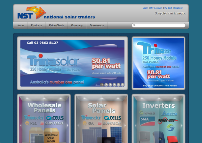 National Solar Traders