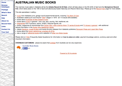Oz Music Books
