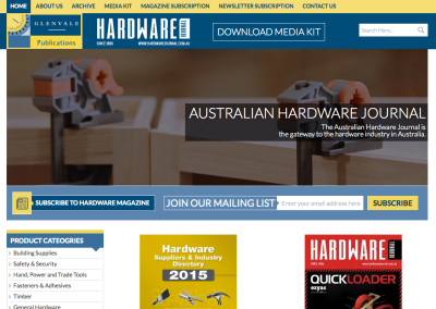 Hardware Journal