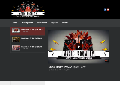 Music Room TV