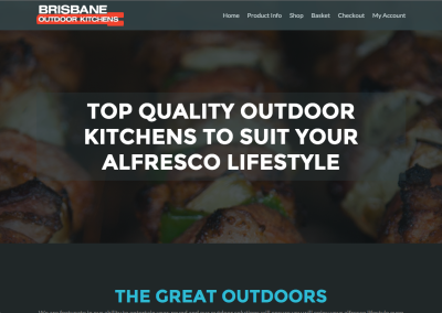 Brisbane Outdoor Kitchens